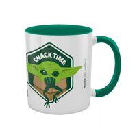 Baby Yoda, Krus - Snack Time