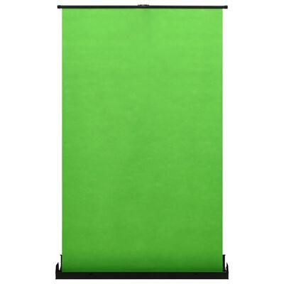 "vidaXL fotobaggrund 55"" 4:3 grøn"