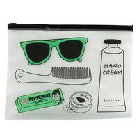 Lynlåspose - Briller