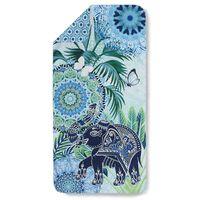 HIP badehåndklæde ISARA 75x180 cm blå