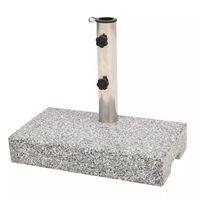 vidaXL parasolfod granit rektangulær 25 kg