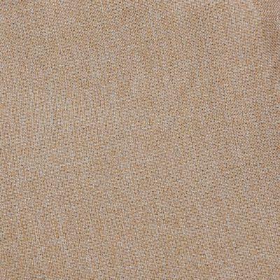 vidaXL mørklægningsgardin m. øjer hør-look 290x245 cm beige