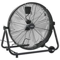 vidaXL industriel ventilator 60 cm 180W sort