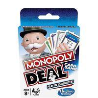 Monopoly Deal - Kortspil