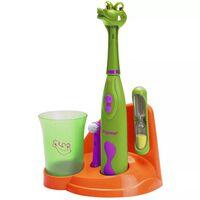 Bestron Tandbørste til Børn Sæt Krokodille DSA3500A