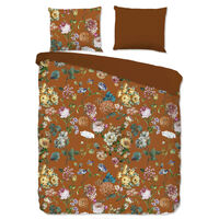 Good Morning sengetøj SHINSHOU 135x200 cm terrakotta brun