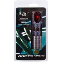 Abbey Darts dartsæt 3 stk. 85 % wolfram 24 g sølv