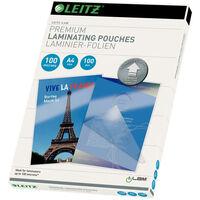 Leitz lamineringslommer ILAM 100 stk. 100 mikrometer A4