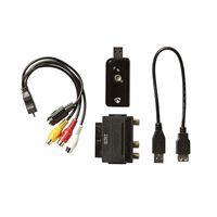 Converter - USB til RCA og S-Video / Scart