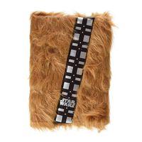 Pelsforet A5 Notesborg - Star Wars (Chewbacca)
