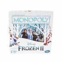 Disney, Frozen 2 / Frost 2 - Monopoly