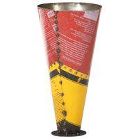 vidaXL paraplystativ 29x55 cm jern flerfarvet