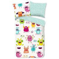 Good Morning sengetøj til børn BOOH 120x150 cm råhvid