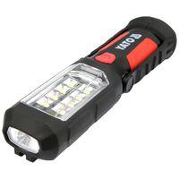 YATO LED-arbejdslampe med magnet