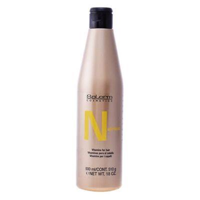 Anti-hårtab Shampoo Nutrient Salerm (500 ml)