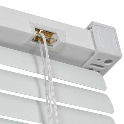 vidaXL persienne aluminium 80x220 cm hvid
