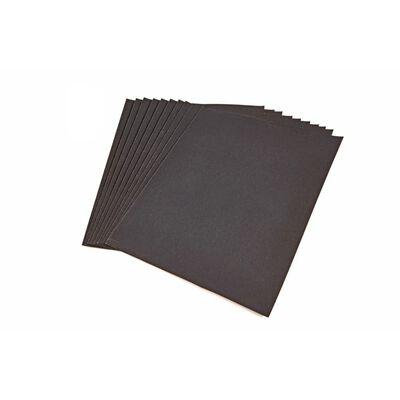 HBM vandtæt sandpapirpakke 10 stk k1200