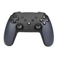 Trådløs controller kompatibel med Nintendo Switch - Sort