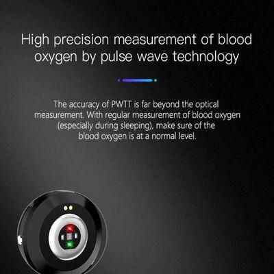 Smart Ur Med Blodtryk Og Pulsmåler