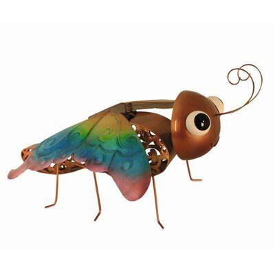 Luxform soldrevet LED-havelampe Butterfly