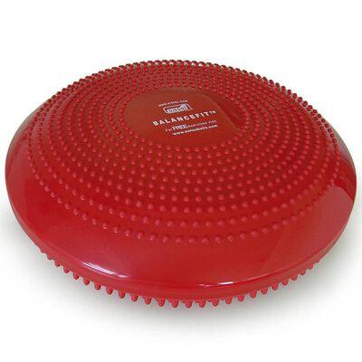 Sissel balanceskive Balancefit 32 cm rød SIS-162.030