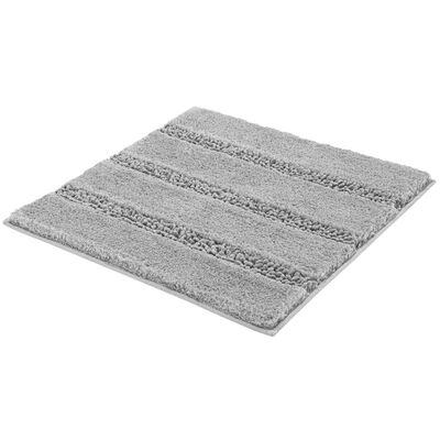 Kleine Wolke bademåtte Monrovia 60x60 cm grå
