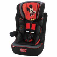 Disney autostol I-Max Mickey gruppe 1+2+3 rød