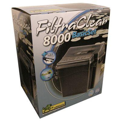 Ubbink damfilter FiltraClear 8000 BasicSet l 1355161