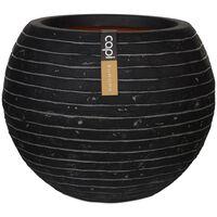Capi krukke Nature Row kugleformet 62x48 cm antracitgrå KRWZ271