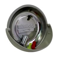 BAHCO magnetisk bakke til dele rund 15 cm BMD150