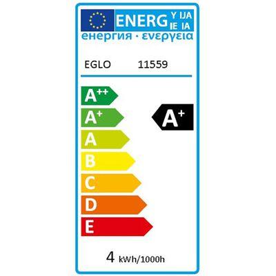 EGLO Vintage Stil LED Pære E14 CF37 Rav 11559