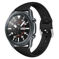 Sport Armbånd Til Samsung Galaxy Watch 3 (45mm) - Sort