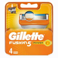 Barberblad Fusion Power 4-pack