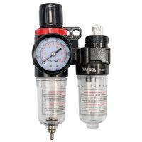 YATO luftfilterregulator og smøreapparat 6,3 mm YT-2384
