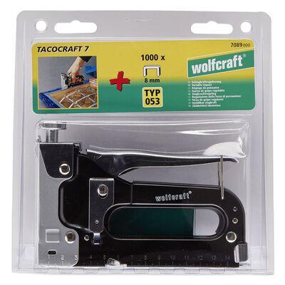 wolfcraft hæftepistolsæt Tacocraft 7 7089000