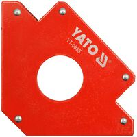 YATO svejseholder magnetisk