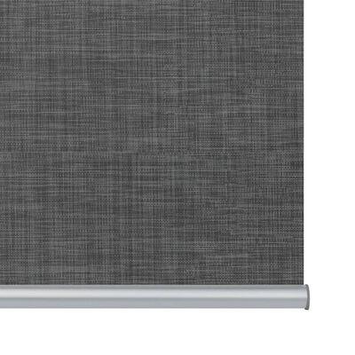 Decosol rullegardin Deluxe 150 x 190 cm antracitgrå