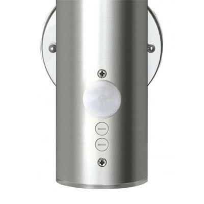Savona Udendørs væglampe 2-pak med bevægelsessensor