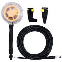 vidaXL højtryksrenser i 4 dele tilbehørssæt til 135/165 bar-modeller