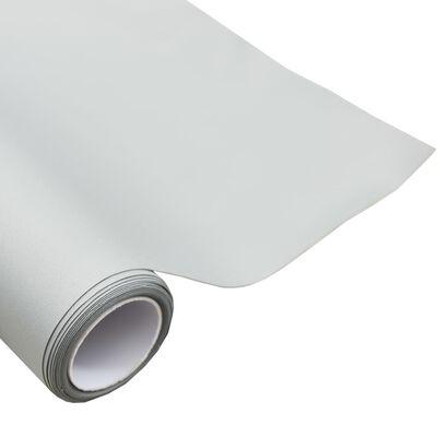"vidaXL projektionsskærmstof metallisk 50"" 4:3 PVC"