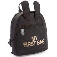 CHILDHOME børnerygsæk My First Bag sort