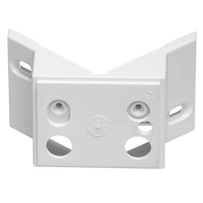 Steinel vægmontering til hjørner LS 150 LED hvid