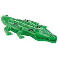 Intex ride on-bademadras Giant Gator 203xx114 cm