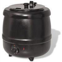 vidaXL elektrisk suppekedel 10 l