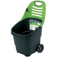 Draper Tools Expert havevogn 65 L grøn 78643