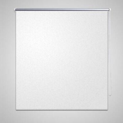 Mørklægningsrullegardin 120 x 230 cm hvid