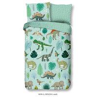 Good Morning sengetøj til børn Dinono 140 x 200/220 cm