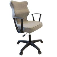 Good Chair ergonomisk kontorstol NORM grå BA-B-6-B-C-FC03-B