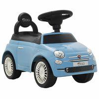vidaXL legetøjsbil Fiat 500 blå