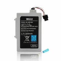 Batteri til Nintendo Wii U 3600mah